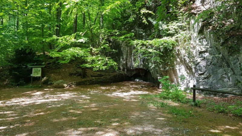 Höhlen im Harz