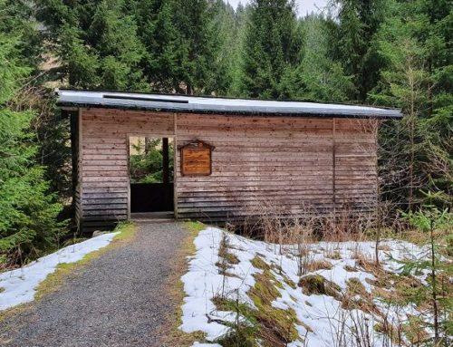 Wildtierbeobachtungsstation Odertal